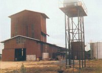 Pentacle Nigeria Limited, the only purified vegetable oil plant in the State. Source: Obong 0. D. Etukafia